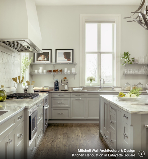 Kitchen Flooring Trends 2015: Peonies And Orange Blossoms: Taupe And Greige And Grey