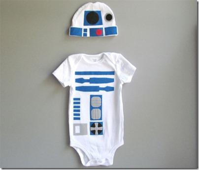 hacer  disfraz con body de bebe (3)