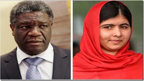 Favoritos para o Nobel da Paz, uma adolescente de 16 anos e o presidente da Rússia