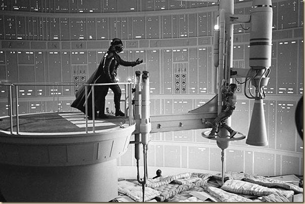 Photos étonnantes dans les coulisses de grands films (1)