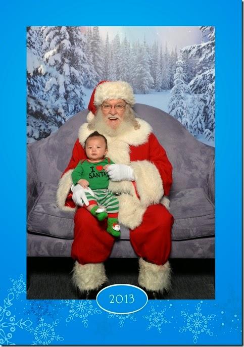 Weston Santa 2013
