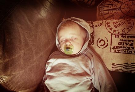 sleepingliam