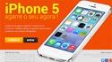 sorteio iphone5 ofertas email