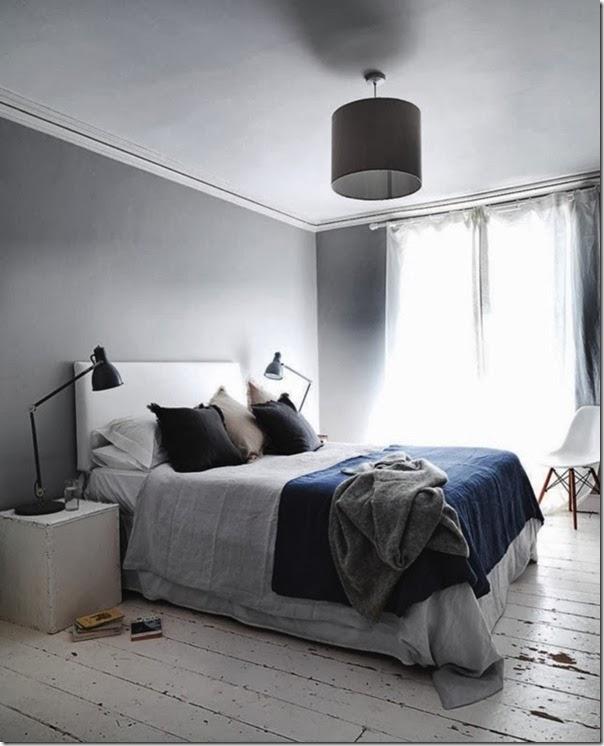 case e interni - casa stile inglese - moderno - chic (7)