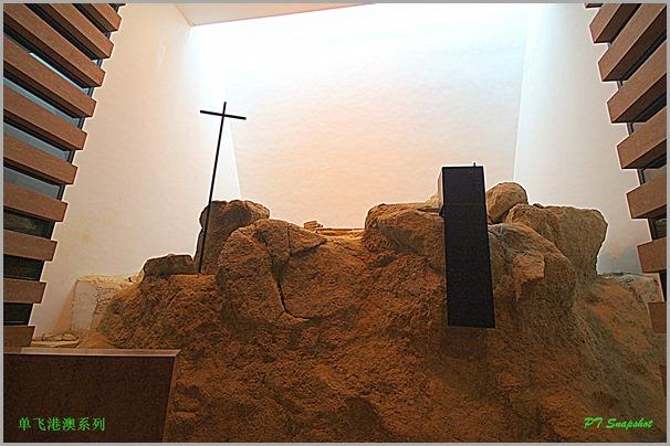 花岗岩墓穴