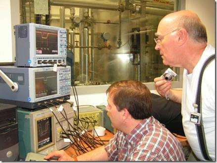 """Quelques instruments utilisés au synchrotron """"Soleil"""""""