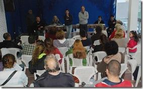 Se realizó la primera asamblea en Mar de Ajó