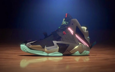 nike lebron 11 gr king of the jungle 4 01 kings pride The Nike LeBron 11: Engineered for Powerful Precision