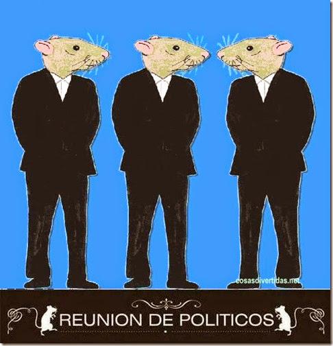 reunion de politicos 1