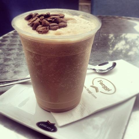#241 - cafe frappe