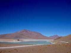 Laguna Chalviri, Southwestern Bolivia.