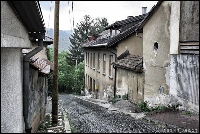 The Streets of Sarajevo