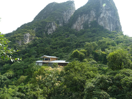 Excursie in China: la pestera din Guilin