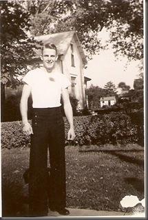 Clarence Bark, Jr. 1944