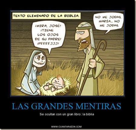 Desmotivaciones ateismo dios jesus Biblia (112)
