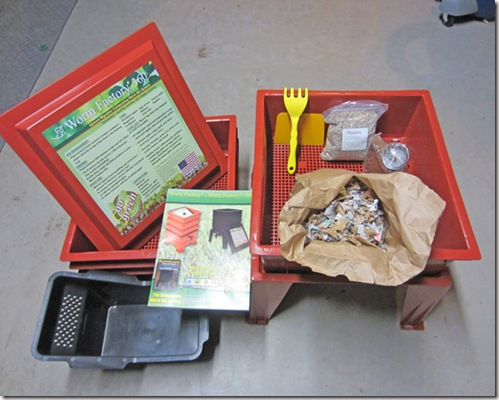 Worm Factory components