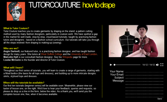 tutor couture