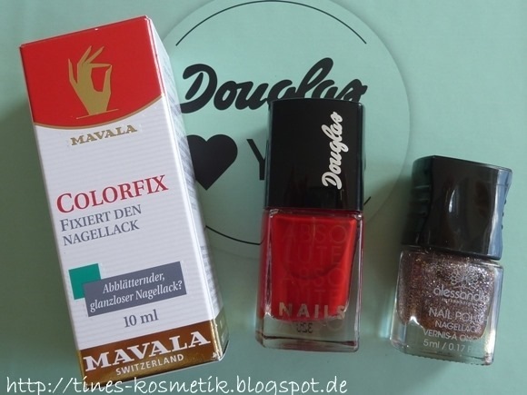 Douglas Box of Beauty April 2014 2
