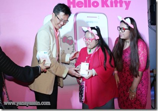 Samsung Galaxy Y Hello Kitty  311