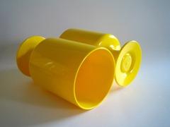décor USA drinking cups