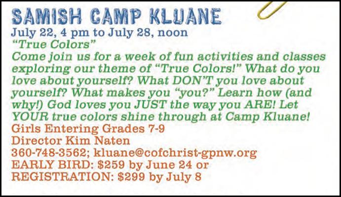 Camp Kluane