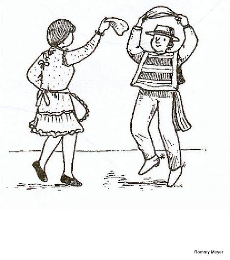 Danza de huaylas para dibujar - Imagui