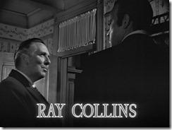 Citizen Kane Ray Collins