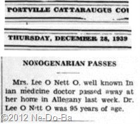 1939-Dec-26_NY_PortvilleReview_DrLeeDeath