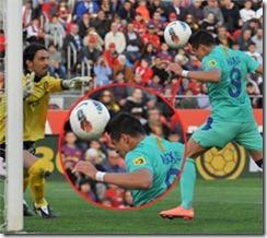 Gol Alexis Sánchez