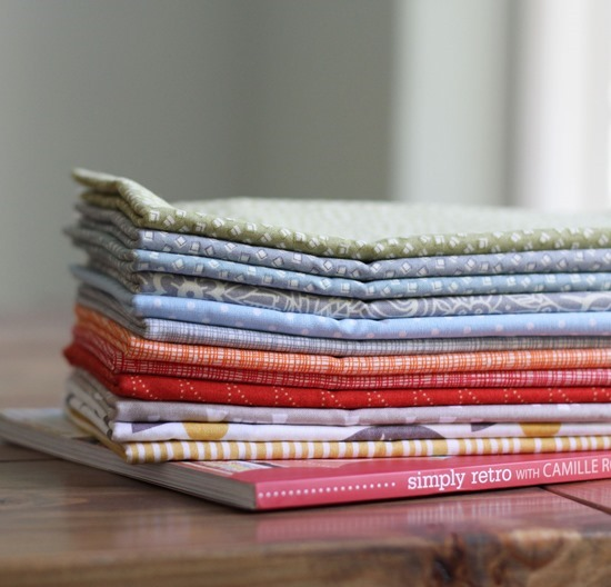 Fabric Stack Cluck Cluck Sew