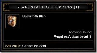Plan Staff of Herding