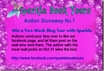 sparkle ads author no 1
