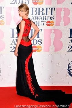 Taylor Swift Rear View
