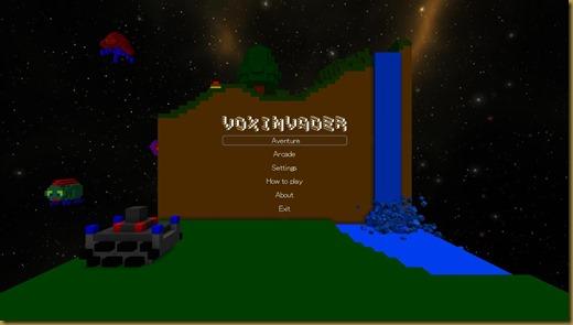 VoxInvader