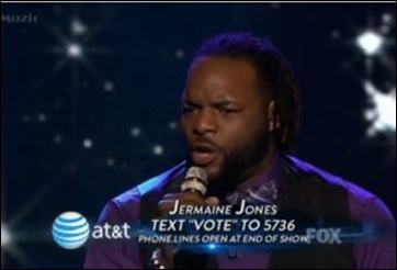 Jermaine Jones American Idol Season 11