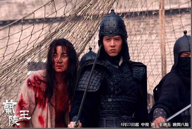蘭陵王-胡宇威