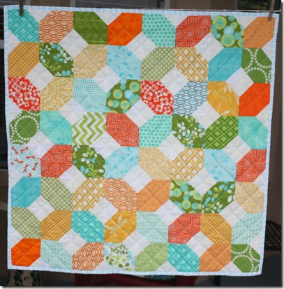 Studio Adventures Some Baby Quilt Finishes