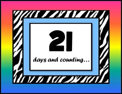 Countdown... moretime2teach