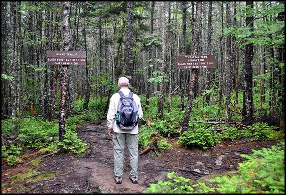 13 - Choosing the Coastal Trail
