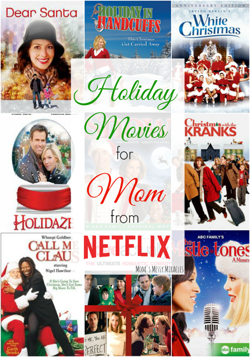 Holiday Movies for Mom