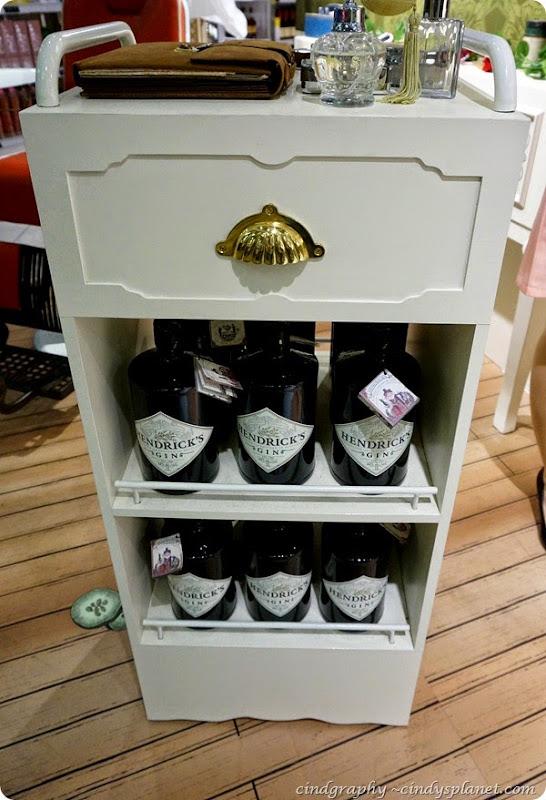Hendrick's Gin Salon6