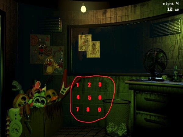five nights 3 bonus level guide 02