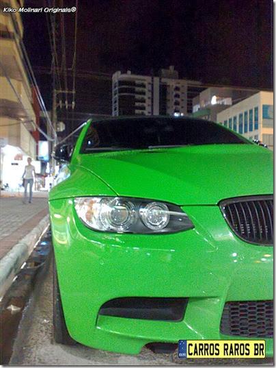 BMW M3 E92 Verde (8)