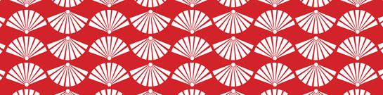 Leques-vermelho