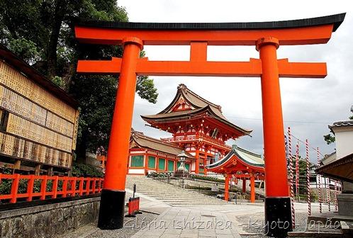 Glória Ishizaka - Fushimi Inari - Kyoto