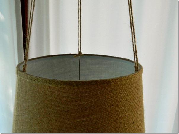 drum_shade_grass_cloth_pendant_light