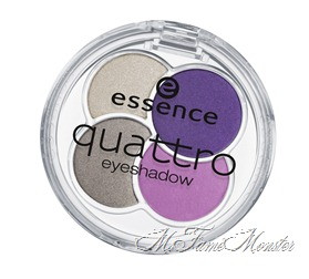 Eyeshadow Quattro - 12 purple day