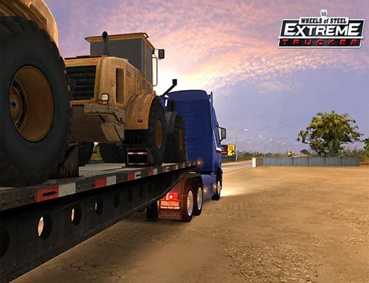 Juegos de Camiones Extreme-Trucker