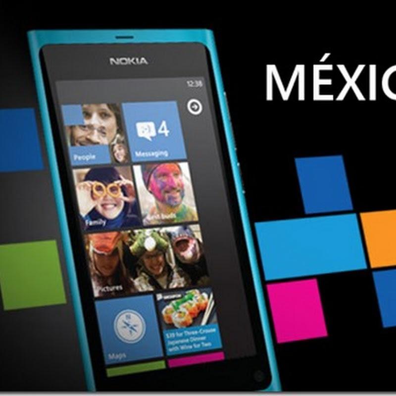 Windows Phone llega a México con los Nokia Lumia