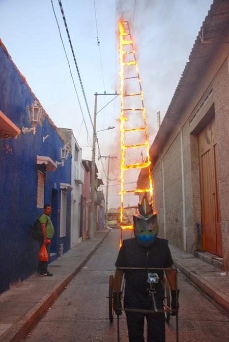 Estranho em Cartagena 01